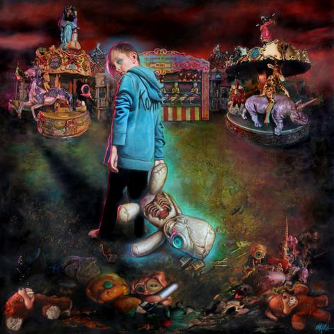 Korn / The Serenity Of Suffering (LP)