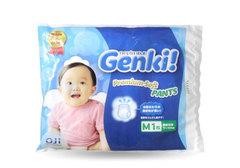 Пробник подгузников-трусиков GENKI (7-10кг) M, шт