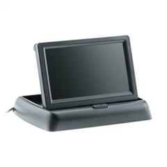 Складной автомобильный монитор Slimtec SM 4.3 Flip