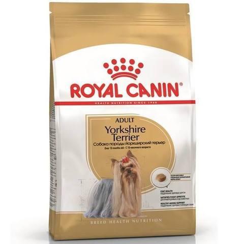 Royal Canin Yorkshire Terrier Adult (7.5 кг) для взрослых собак породы йоркширский терьер