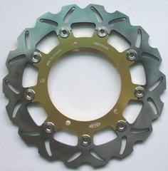 Тормозные диски передние для мотоцикла (2шт.) для Yamaha YZF-R6 03-04