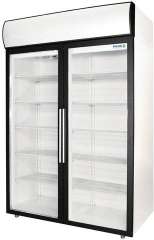 фото 1 Холодильный шкаф фармацевтический Polair ШХФ-1,4ДС (R134a) с опциями на profcook.ru