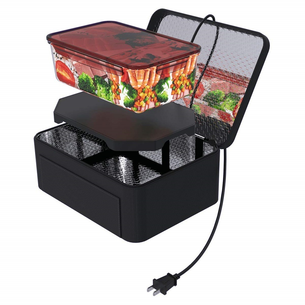 Термосумка для еды с подогревом