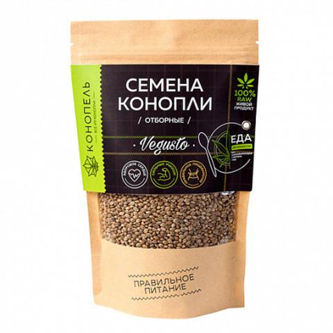 Семена конопли отборные, Конопель, 300 г