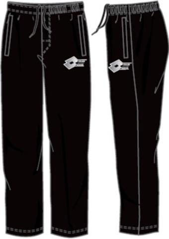 Спортивные брюки LOTTO PANTS PHIL FT N9219