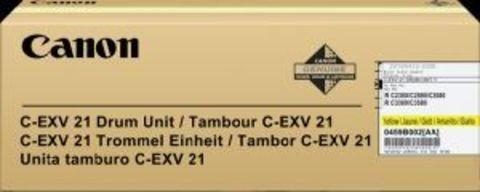 Барабан желтый С-EXV21 для Canon iRC2380/C2880/C3080/C3380/C3580 (0459B002AA)