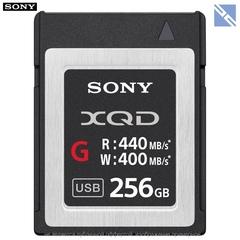 Карта памяти Sony QD-G256E XQD 256GB серия G 440/400MB/s