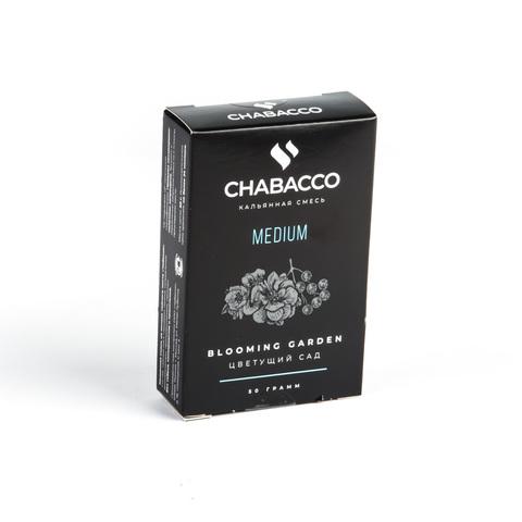 Кальянная смесь Chabacco - Blooming Garden (Цветущий сад) 50 г