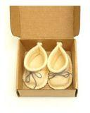 Ботиночки из фетра - В упаковке. Одежда для кукол, пупсов и мягких игрушек.