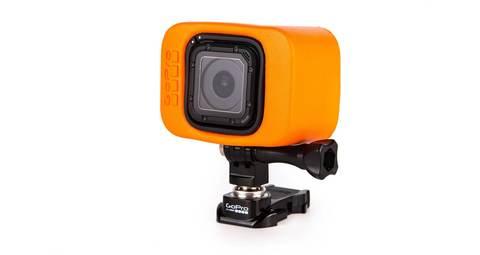 Поплавок для камеры Session GoPro (Session Floaty) вид спереди