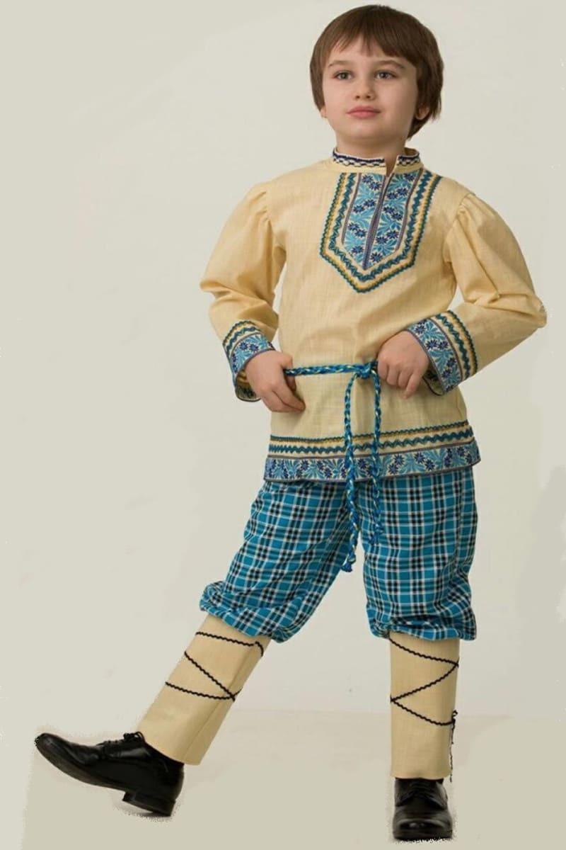 Народный костюм (мальчик)