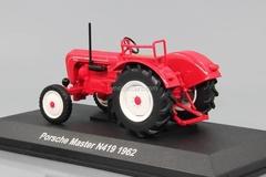 Tractor Porsche Master N419 1962 1:43 Hachette #72