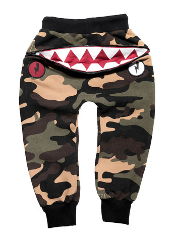 Брюки мужские HUNGRE ONE CAMO CARMEL ADULTS