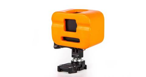 Поплавок для камеры Session GoPro (Session Floaty) вид сзади