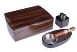 Настольный набор сигарных аксессуаров Tom River SET-569-144