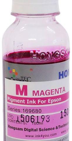 Чернила пигментные DCTec R1800MP Magenta 100мл. Серия 169680