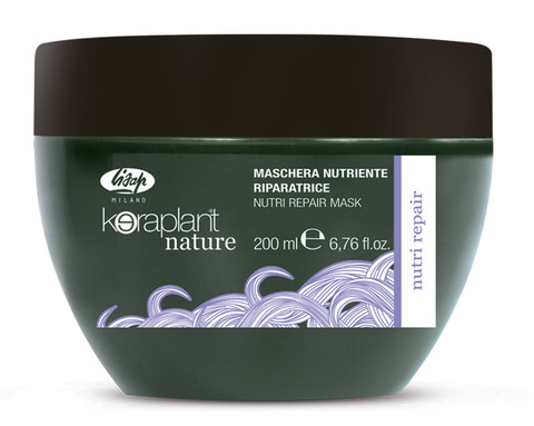 Маска Кераплант Лисап NEW питательная восстанавливающая для волос 200 мл