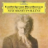 Maurizio Pollini / Beethoven: Sonaten Nr. 30, Op. 109, Nr. 31, Op. 110 (LP)