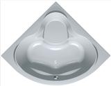 Ванна акриловая Kolpa-san LOCO 150х150 без гидромассажа