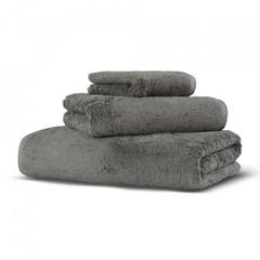 Полотенце махровое 70x140 Hamam Aire оловянный