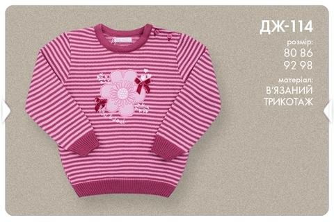 ДЖ114 Джемпер для девочки