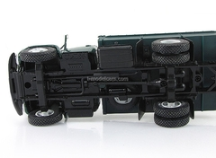 ZIL-130 board blue-green Ultra Models 1:43