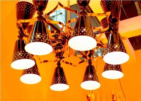 CHARLES SUSPENSION LIGHT by Delightfull