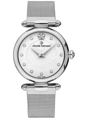 Купить женские наручные часы Claude Bernard 20500 3 APN2 по доступной цене
