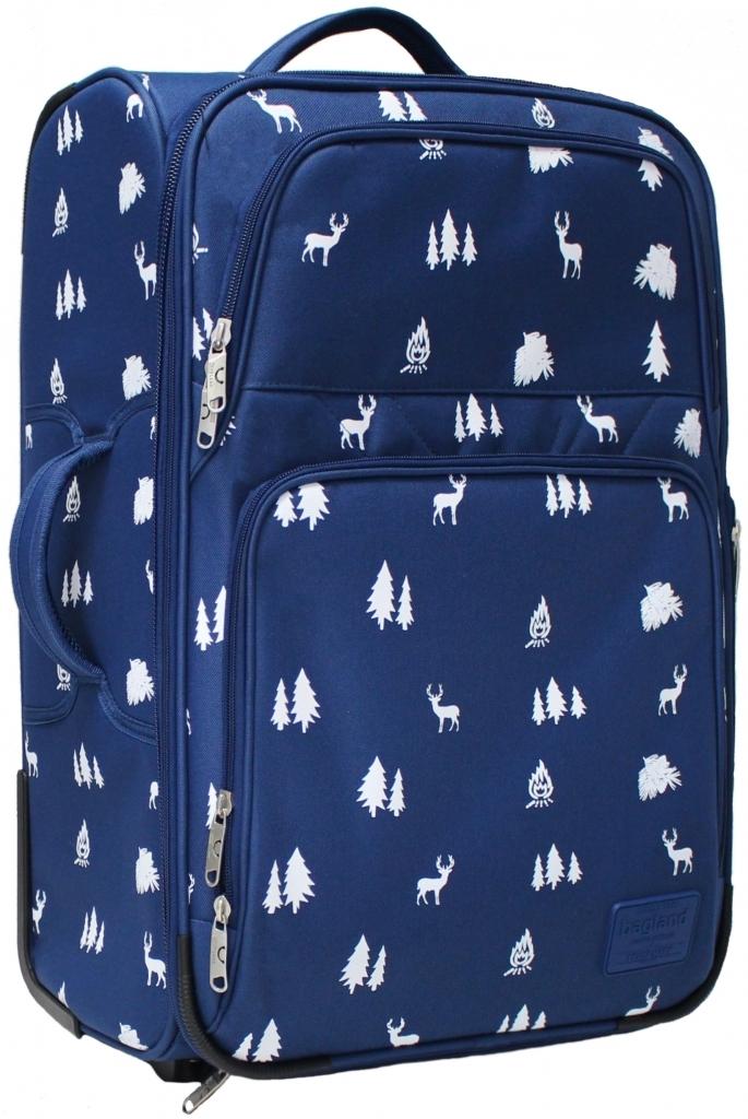 Дорожные чемоданы Чемодан Bagland Леон средний 51 л. Синий (003766624) 59d49e1ef1cc5496dfde1a1cc0c74004.JPG