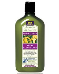 Оживляющий кондиционер с иланг-иланг, Avalon Organics