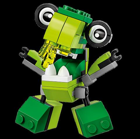 LEGO Mixels: Дриббал 41548