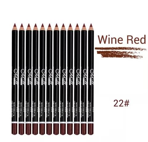 Карандаш для эскиза Wine red 22