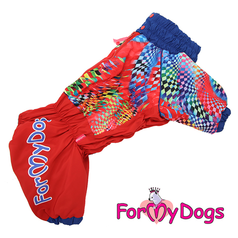 Комбинезон For My Dogs  для девочек FW576/1-2018 F