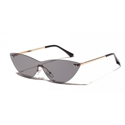Солнцезащитные очки 1171002s Черный - фото