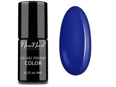 NeoNail Гель лак UV 6ml Blue Hiacynth №5405-1