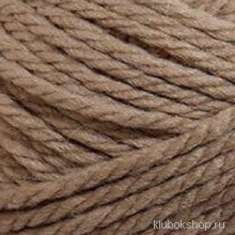 Пряжа Осенняя (Пехорка) 579 Светлый кофе, фото