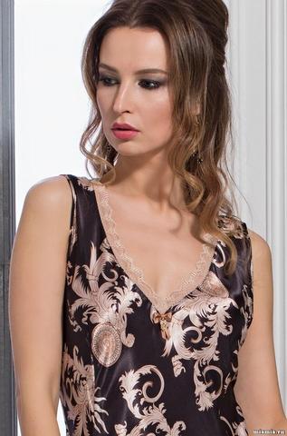 Сорочка женская Mia-Amore VERSACHI GOLD Версаче Голд 9935