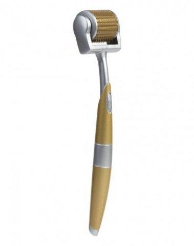 Мезороллер (дермароллер) для лица и шеи Mesoderm, модель F001
