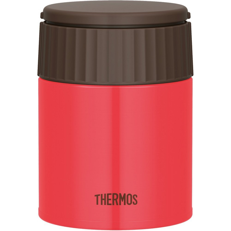 Термос для еды Thermos JBQ-400-PCH (0,4 литра) розовый