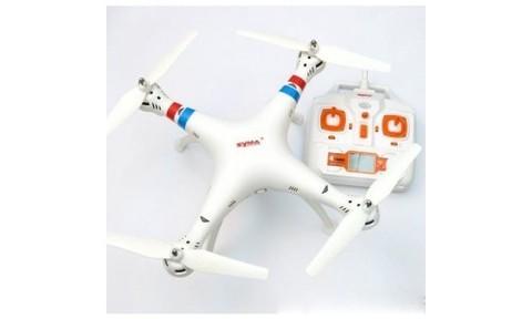Радиоуправляемый вертолет (квадрокоптер) Syma X8C с HD камерой 2.4Ghz