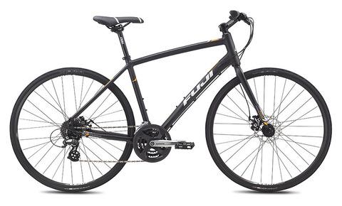 Велосипед Fuji Absolute 1.9 D (2015) black купить в магазине Yabegu.ru