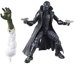Фигурка Черный Человек Паук (Spider-Man Noir) - Marvel Legends Lizard Series, Hasbro