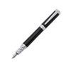 Перьевая ручка Pierre Cardin Monarque черный CT перо F упаковка L (PC5130FP)