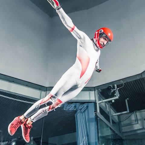 Marvel - комбинезон для динамических полетов в аэротрубе