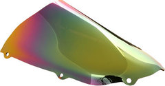 Ветровое стекло для мотоцикла Kawasaki Ninja ZX-10R 04-05 DoubleBubble Иридий