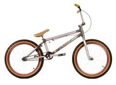 BMX велосипед Stereobikes Speaker Plus 2015 FoRAWeigner Matt