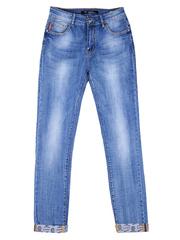 L5073 джинсы женские, голубые