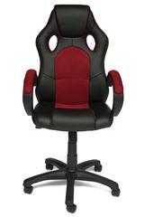Кресло компьютерное Рейсер  (Racer GT) — черный/бордо (36-6/13)