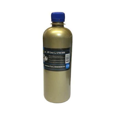 Тонер MKI Chemical голубой для HP Color LJ 2700/3000/3600/3800/CP 3505. 135 гр. Gold ATM
