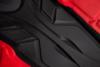Мотокуртка - ICON OVERLORD RESISTANCE (текстиль, красная)